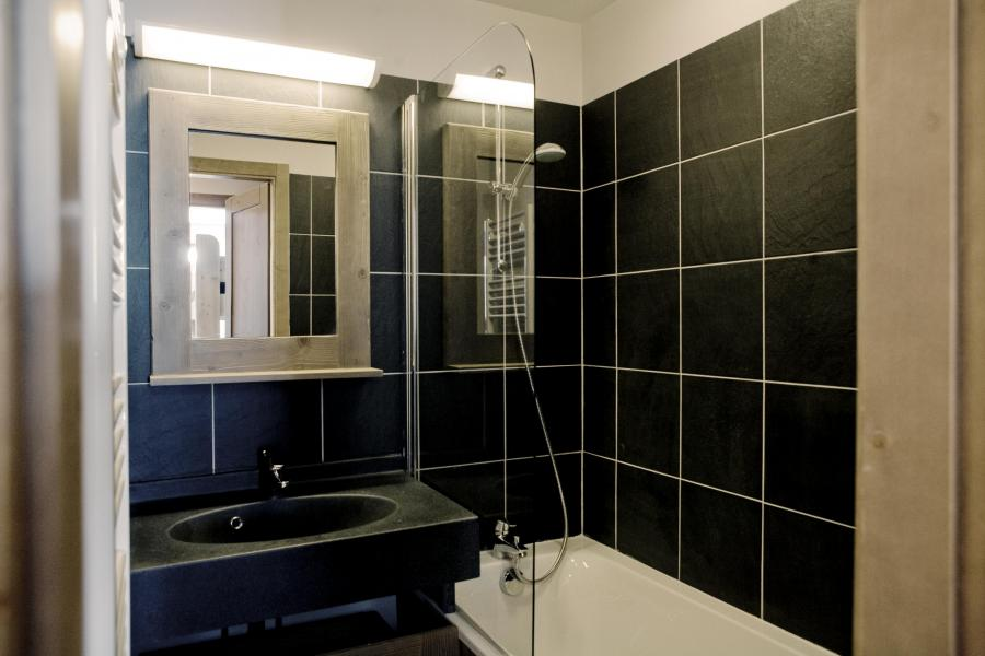 Skiverleih Résidence les Grandes Feignes - La Bresse - Badezimmer