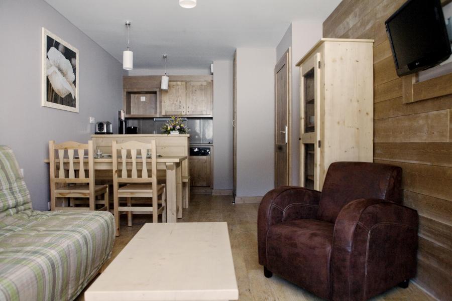 Rent in ski resort Résidence les Grandes Feignes - La Bresse - Living room