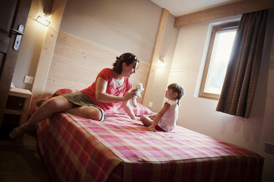 Skiverleih Résidence les Grandes Feignes - La Bresse - Schlafzimmer