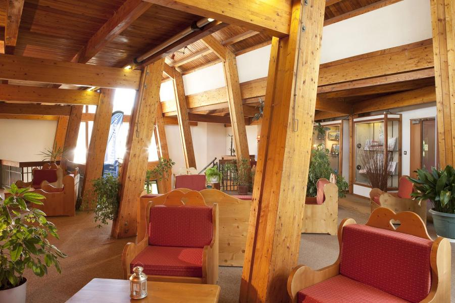 Location au ski Résidence les Vallées - La Bresse - Réception