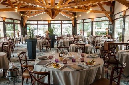 Location au ski Hotel Les Vallees - La Bresse - Intérieur