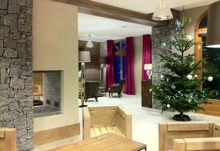 Location au ski Residence Les Grandes Feignes - La Bresse - Réception