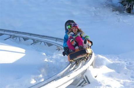 Location au ski Residence Les Vallees - La Bresse - Extérieur hiver