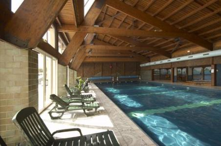 Location au ski Residence Les Vallees - La Bresse - Piscine