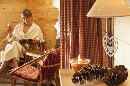 Location au ski Residence Les Vallees - La Bresse - Relaxation
