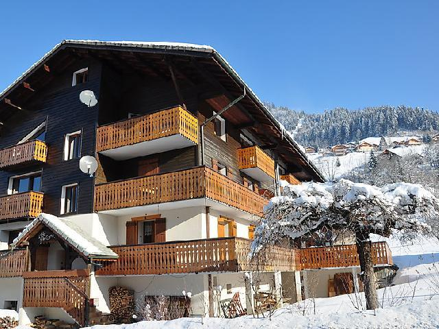 Location appartement au ski L'echo De La Corne