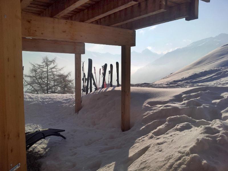 Аренда на лыжном курорте Chalet de la Chapelle - La Chapelle d'Abondance - внутри