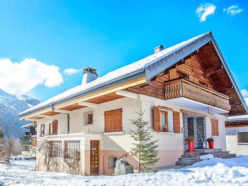 Location au ski Chalet de la Chapelle - La Chapelle d'Abondance - Extérieur hiver