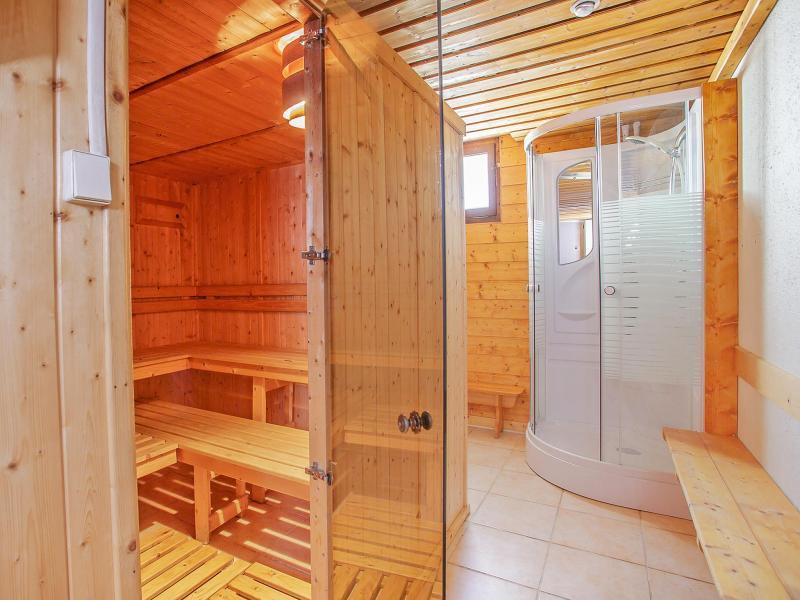 Location au ski Chalet de la Chapelle - La Chapelle d'Abondance - Sauna