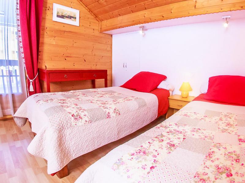 Аренда на лыжном курорте Chalet de la Chapelle - La Chapelle d'Abondance - Односпальная кровать