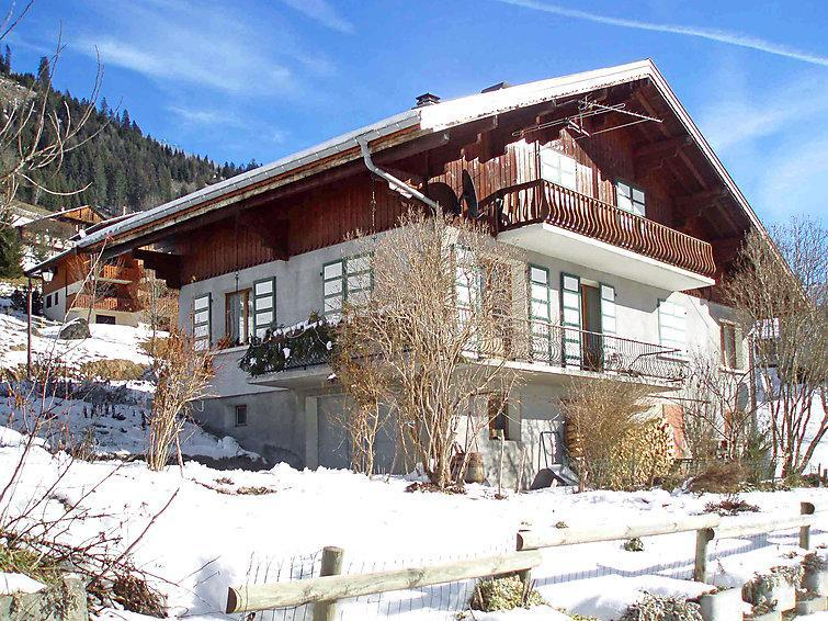 Holiday in mountain resort 3 room chalet 6 people (1) - Chez Monsieur Benand - La Chapelle d'Abondance - Winter outside