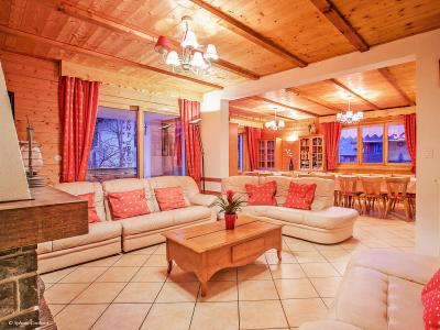 Rent in ski resort Chalet de la Chapelle - La Chapelle d'Abondance - Coffee table