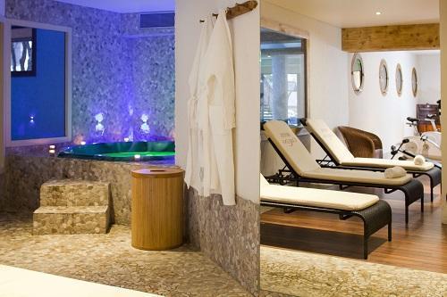 Location au ski Hotel Beaulieu - La Clusaz - Jacuzzi