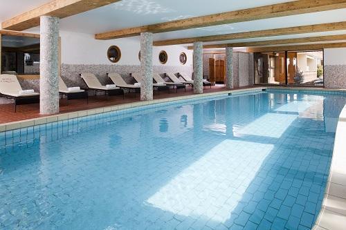 Location au ski Hotel Beaulieu - La Clusaz - Piscine