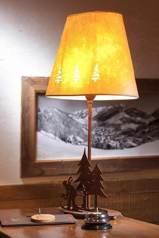 Location au ski Hotel Beaulieu - La Clusaz - Intérieur