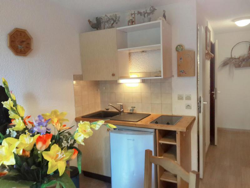 Rent in ski resort 1 room apartment 4 people (8) - Combes Blanche 1 & 2 - La Clusaz - Apartment