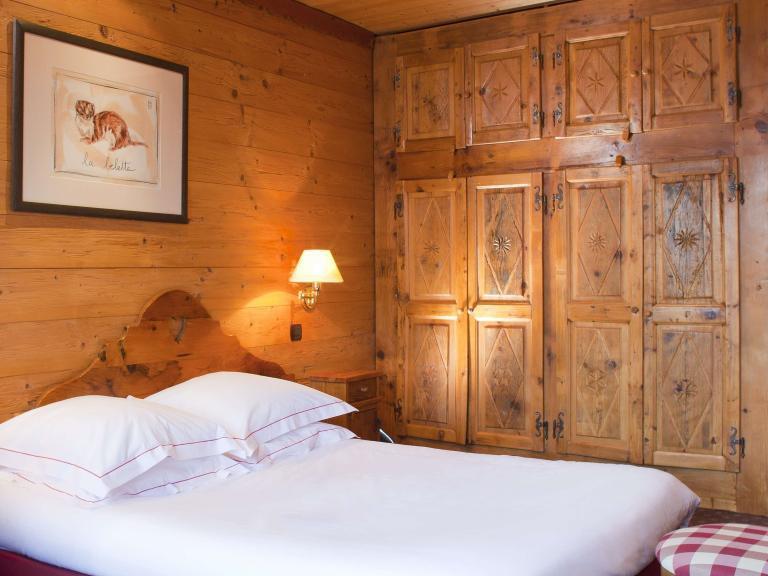 Location au ski Hôtel Carlina - La Clusaz - Chambre