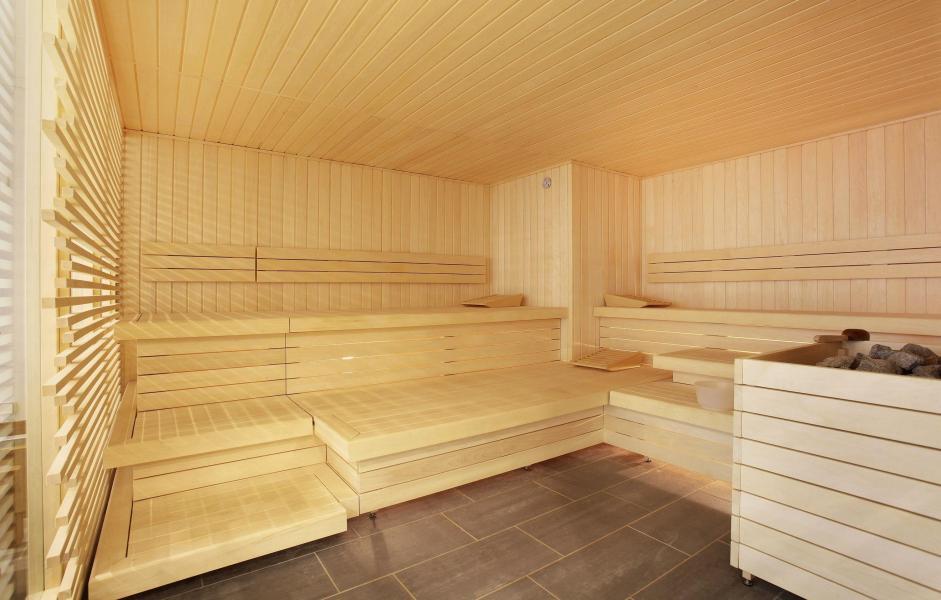 Location au ski Hôtel le Chamois - La Clusaz - Sauna
