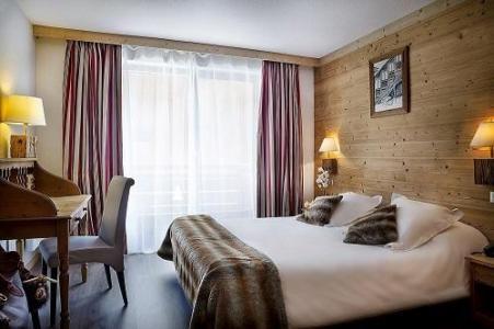 Location 2 personnes Chambre double - Hotel Alpen Roc