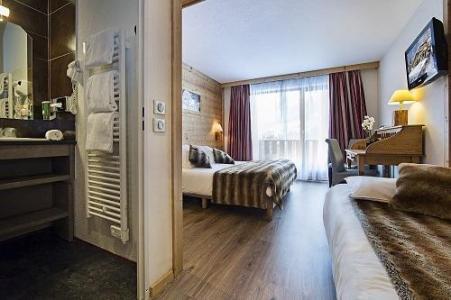 Location au ski Hotel Alpen Roc - La Clusaz - Chambre