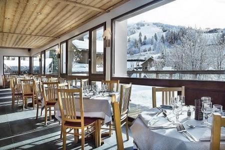 Location au ski Hotel Alpen Roc - La Clusaz - Intérieur