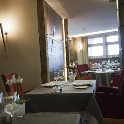 Location au ski Hotel Au Coeur Du Village - La Clusaz - Intérieur