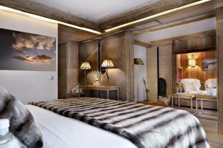 Location au ski Suite Privilège - Hotel Au Coeur Du Village - La Clusaz - Chambre