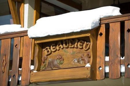 Location au ski Hotel Beaulieu - La Clusaz - Extérieur hiver