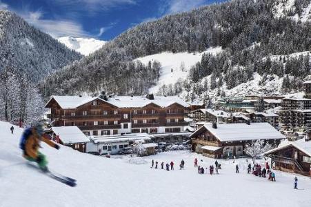 Ski en famille Hotel Beauregard