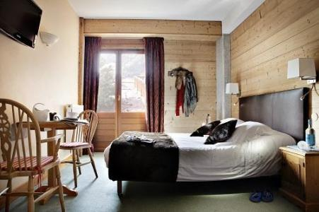 Location au ski Hotel Beauregard - La Clusaz - Chambre