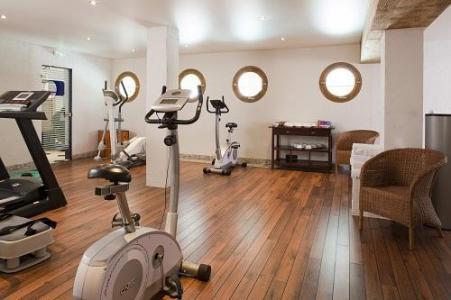 Location au ski Hotel Carlina - La Clusaz - Espace fitness