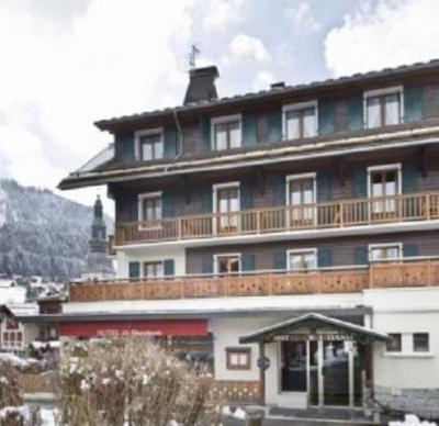 Location au ski Hotel Le Christiania - La Clusaz - Extérieur hiver