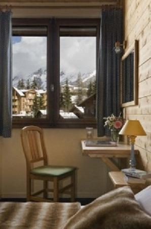 Location au ski Hotel Le Christiania - La Clusaz - Chambre