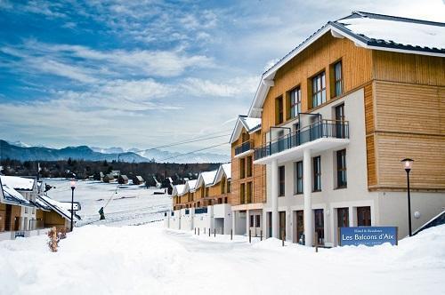 Location Hotel Les Balcons D'aix hiver
