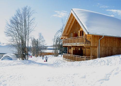 Location Les Chalets Du Berger hiver
