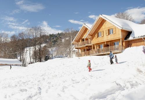 les chalets du berger 40 la f 233 claz location vacances ski la f 233 claz ski planet
