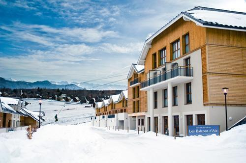 Week end au ski Residence Les Balcons D'aix