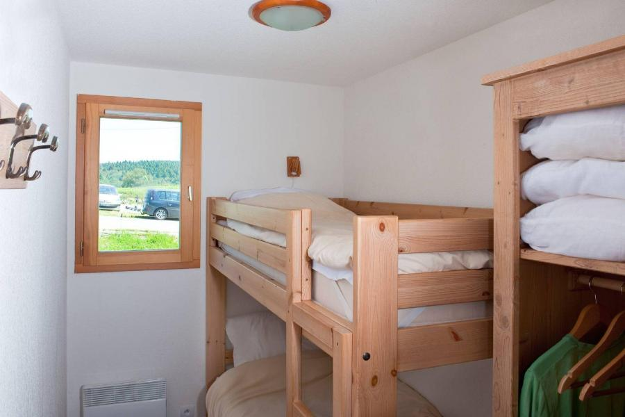 Rent in ski resort Les Chalets du Berger - La Féclaz - Bunk beds