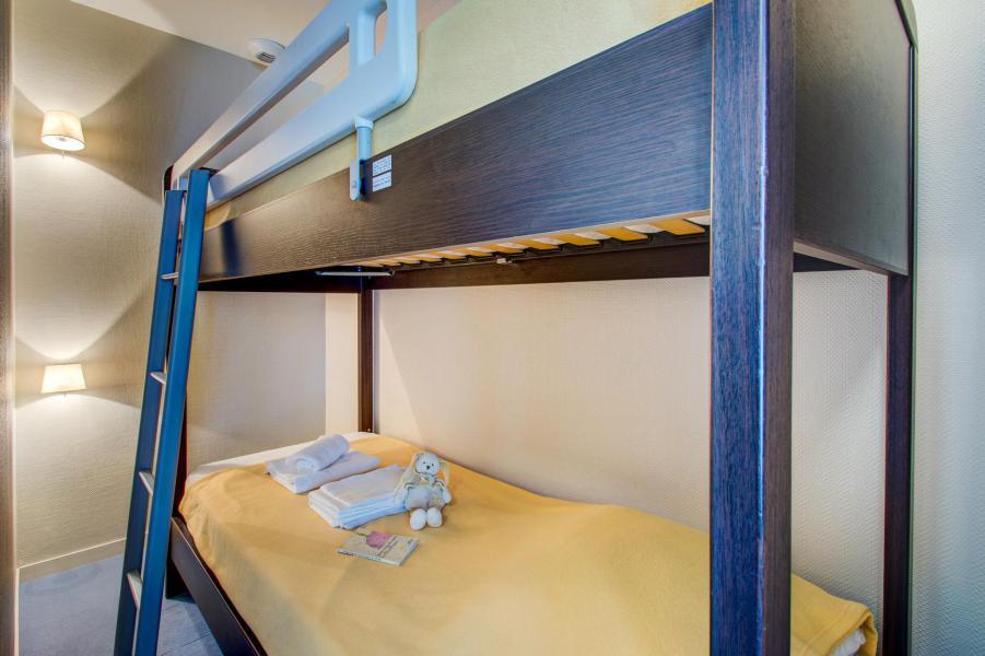 Аренда на лыжном курорте Résidence les Balcons d'Aix - La Féclaz - Двухъярусные кровати