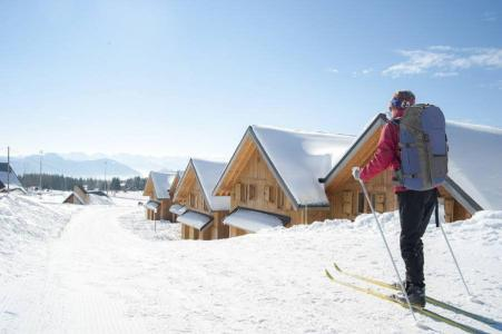 Rental Les Chalets du Berger winter