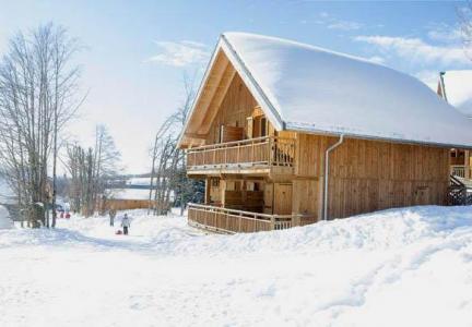 Rental La Féclaz : Les Chalets Du Berger winter