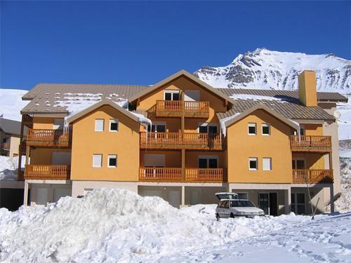 Ski en janvier Residence La Meije Blanche