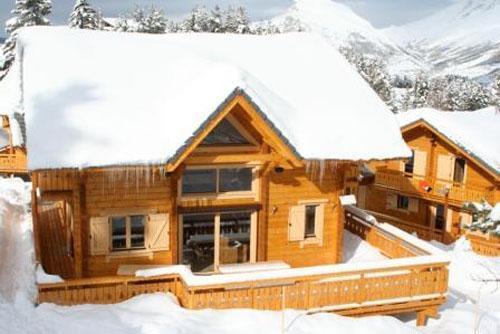 Ski hors vacances scolaires Les Chalets De L'eden