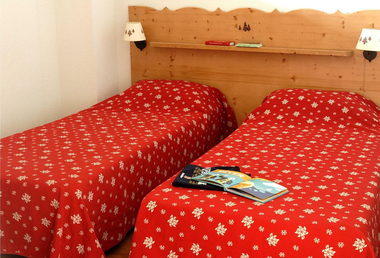 Location au ski Residence La Crete Du Berger - La Joue du Loup - Lit simple