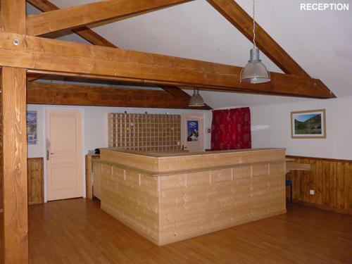 Location au ski Residence La Crete Du Berger - La Joue du Loup - Réception