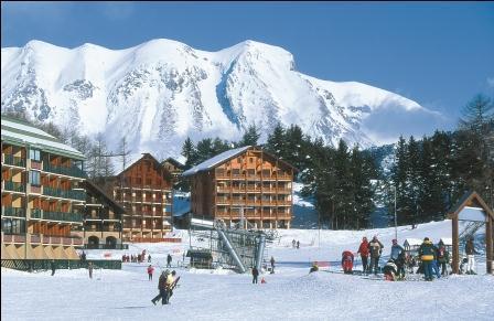 Ski en famille Residence Le Plein Soleil
