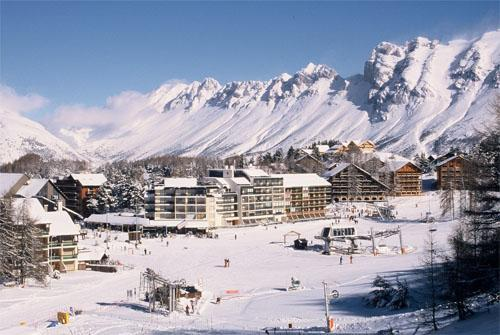 Location appartement au ski Residences Seclym
