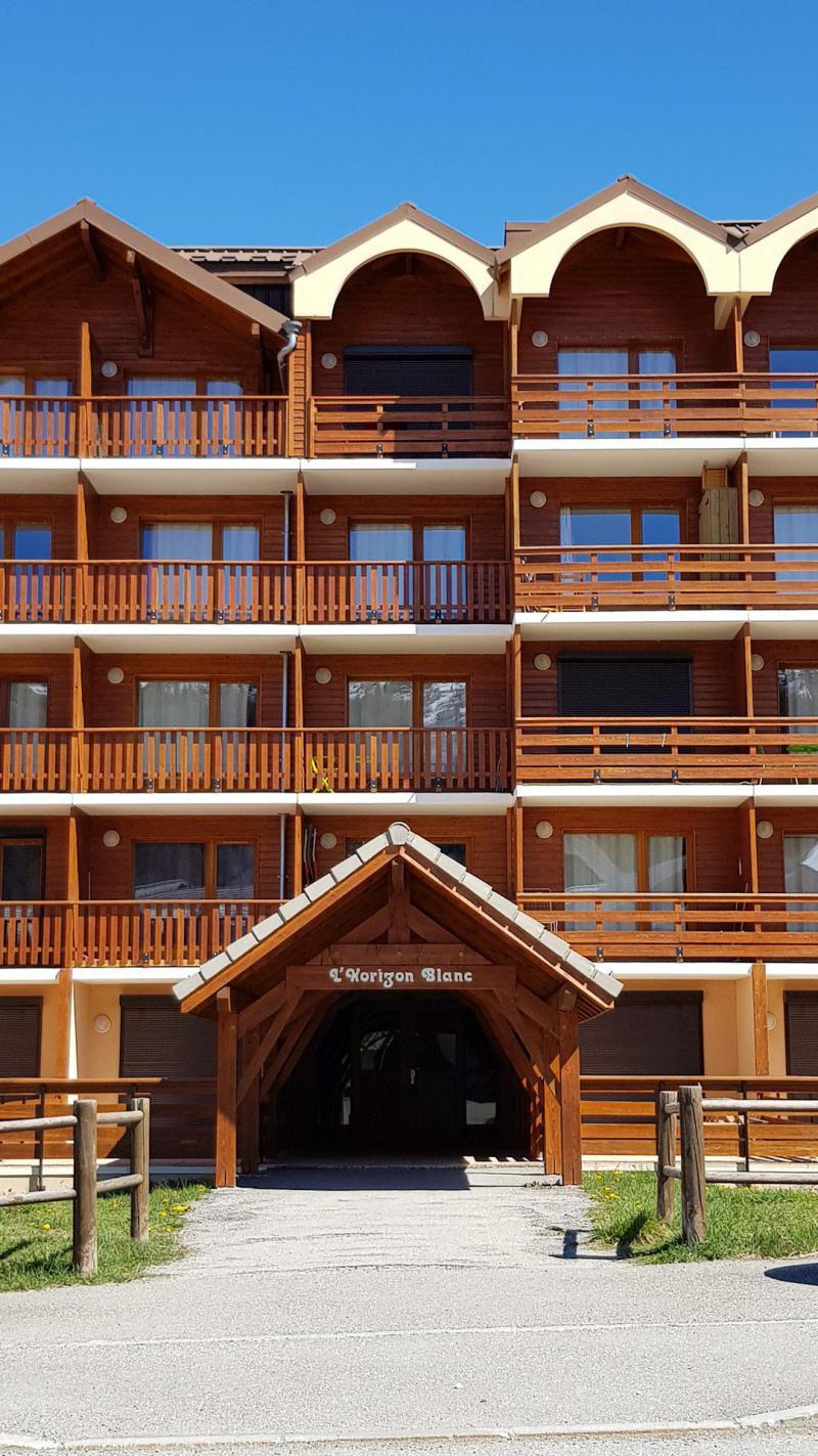 Location au ski La Résidence Horizon Blanc - La Joue du Loup