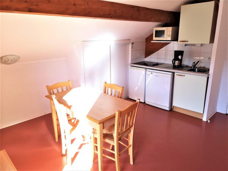 Rent in ski resort 2 room apartment 4 people (522) - Les Chalets d'Aurouze - La Joue du Loup - Kitchenette