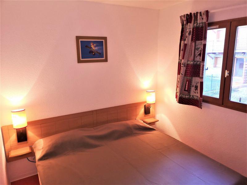 Rent in ski resort 2 room duplex apartment 4 people (201) - Les Chalets d'Aurouze - La Joue du Loup - Double bed